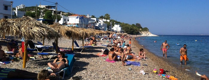 Splash is one of Chios Island.