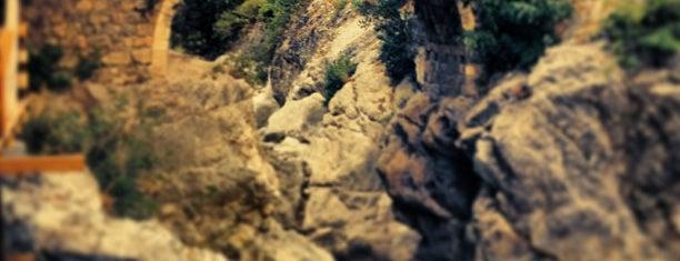 Kemer Canyon Vadisi is one of Antalya genel gezilir.