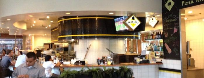 California Pizza Kitchen is one of USA - California - Bay Area.
