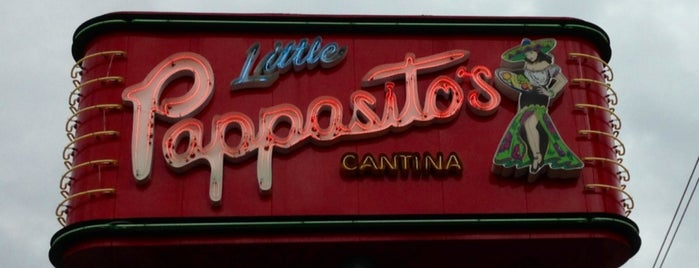 Little Pappasito's Cantina is one of Personal saves.