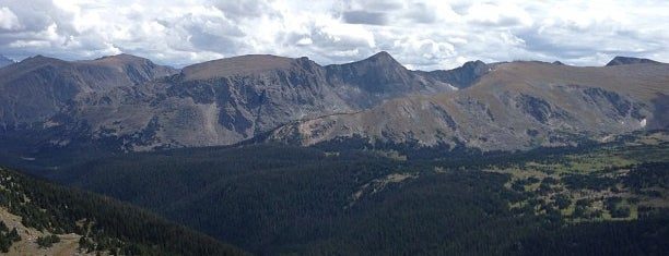 Rocky Mountain National Park West Entrance is one of National Parks.