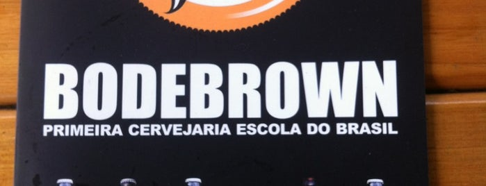 Cervejaria e Escola Bodebrown - Viva La Revolucion is one of Descobrindo Curitiba.