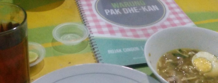 Warung Pakde Kan is one of Iyan : понравившиеся места.
