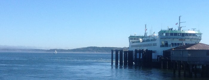 Port Townsend Ferry Terminal is one of Seattle things to do.