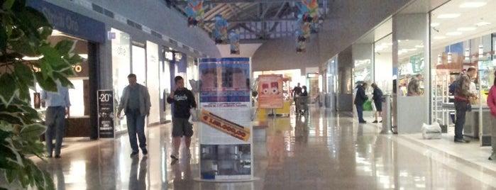 Centro Commerciale Emisfero is one of Tempat yang Disukai Officine Creative.