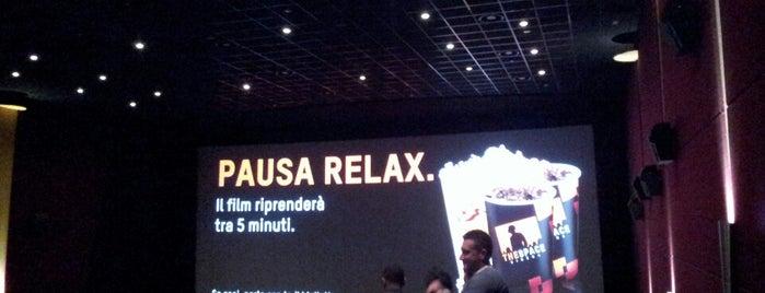 The Space Cinema is one of Posti che sono piaciuti a Luca.