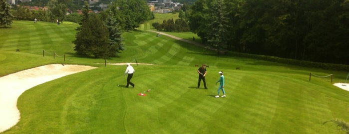 Golf Club Praha is one of Things to do.