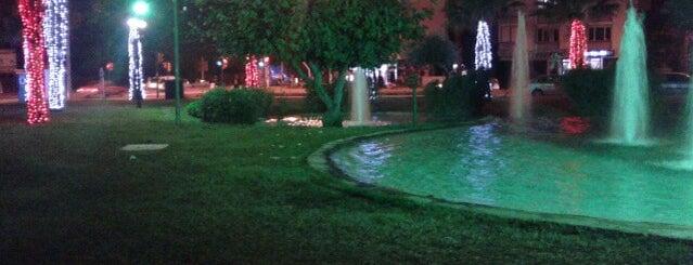 Bayındır Parkı is one of สถานที่ที่ Adem ถูกใจ.