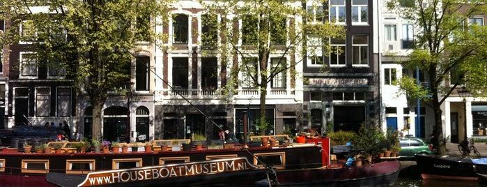 Woonbootmuseum | Houseboat Museum is one of Must-visit Musea Amsterdam.