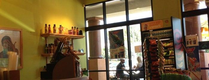 Jamba Juice is one of สถานที่ที่ Steve ถูกใจ.