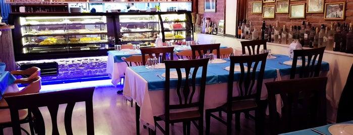 Astek Restaurant & Meyhane is one of Kurtuluş'un Lezzet Noktaları.
