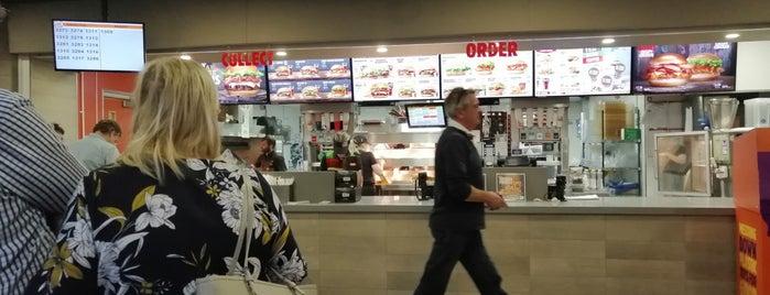 Burger King is one of Posti che sono piaciuti a Del.