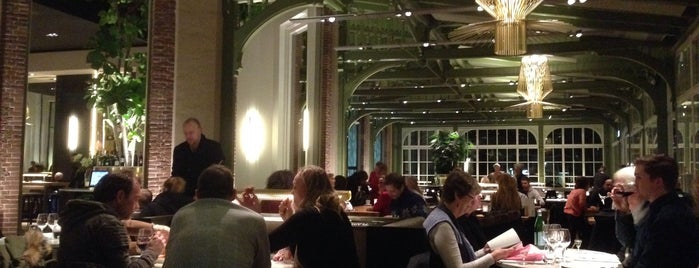 Café Restaurant De Plantage is one of Next in Ams.