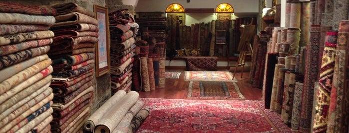 Antique Carpet & Kilim is one of Istanbul.