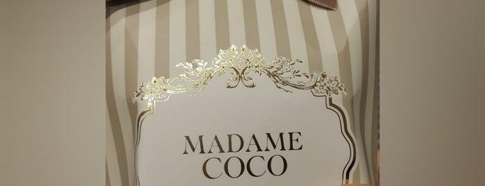 Madame Coco is one of Asdg'ın Beğendiği Mekanlar.