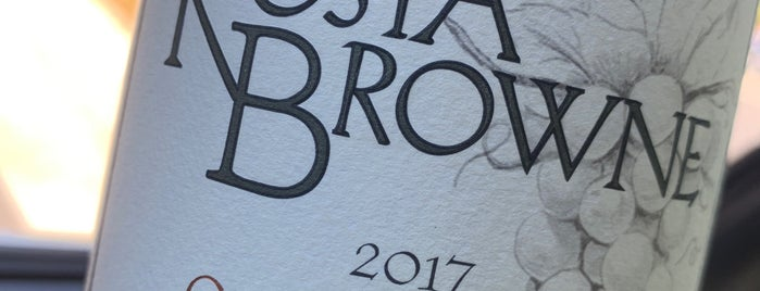 Kosta Browne Winery is one of Wineries.
