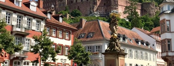 Bent Bar is one of Heidelberg.