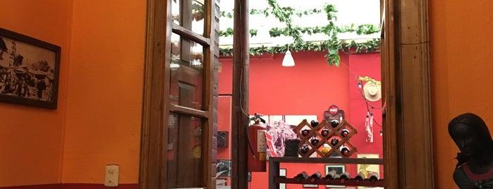 """Restaurante-Bar """"La Casita"""" is one of Tempat yang Disimpan Mario."""