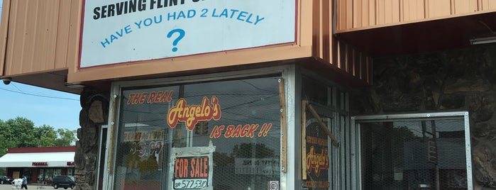 Angelo's Coney Island is one of Hot Dogs.