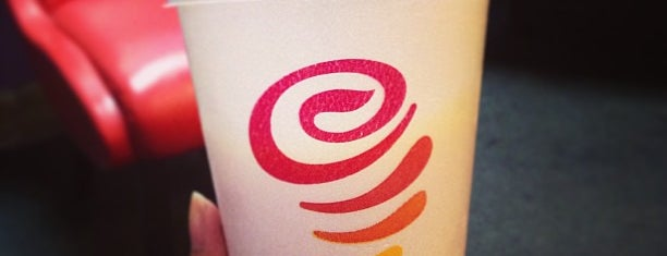 Jamba Juice is one of Mayor's Food Waste Challenge.