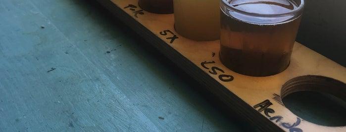 Kilowatt Brewing Tasting Room is one of San D'jeggo.