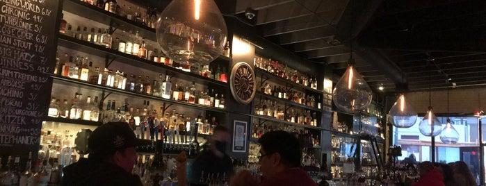 The Whiskey House is one of สถานที่ที่บันทึกไว้ของ Butch.