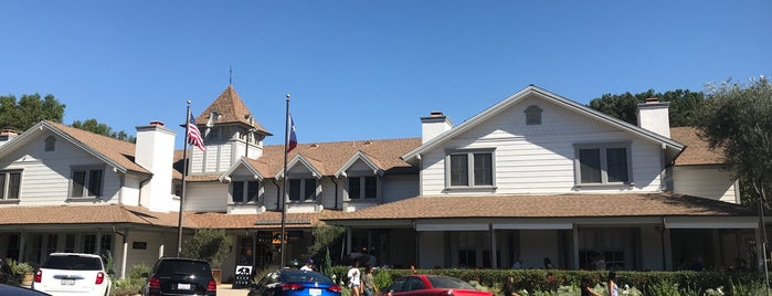 Fess Parker's Wine Country Inn and Spa is one of SB Vineyards.