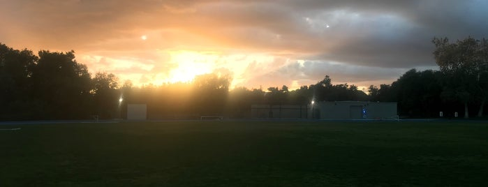 Pomona College Track is one of Mo's Liked Places.