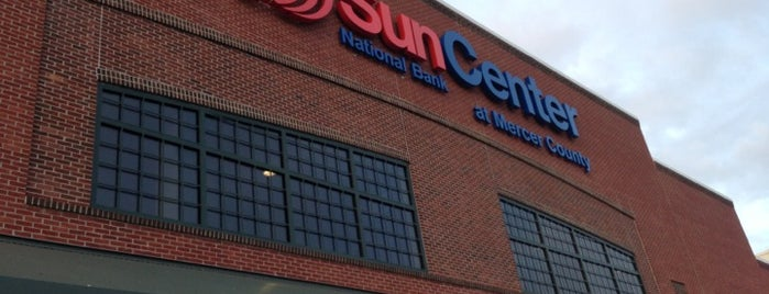 Sun National Bank Center is one of sports arenas and stadiums.