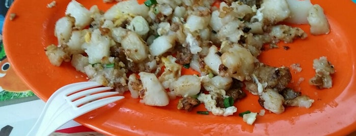 Liang Liang Fried Carrot Cake is one of Hawker Stalls I Wanna Try... (3).