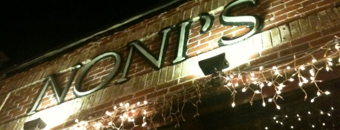 Noni's Bar & Deli is one of Need to Eat Atlanta.
