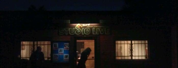 Studio Live is one of Arizona's Music Venues.