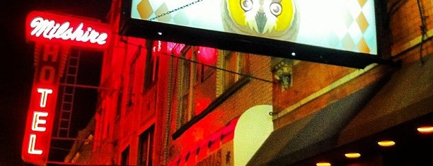 The Owl is one of Visited Bars.