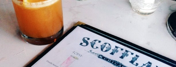 Scofflaw is one of The Best Craft Cocktail Bars in Chicago.