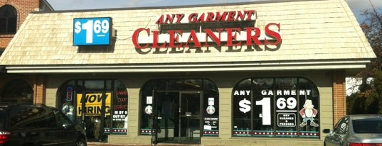 Any Garment Cleaners is one of Lieux qui ont plu à Crispin.
