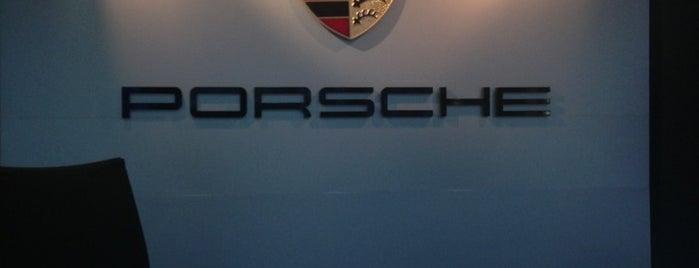Porsche Центр Минск is one of Belarus.