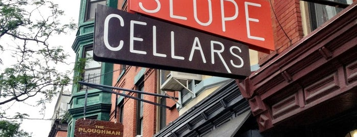 Slope Cellars is one of Been There Done That.