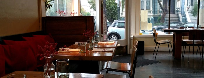 Revelry Bistro is one of San Francisco.