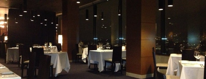 Visual Restaurant Panoramic is one of Spain Luxury, Cool & Chic.