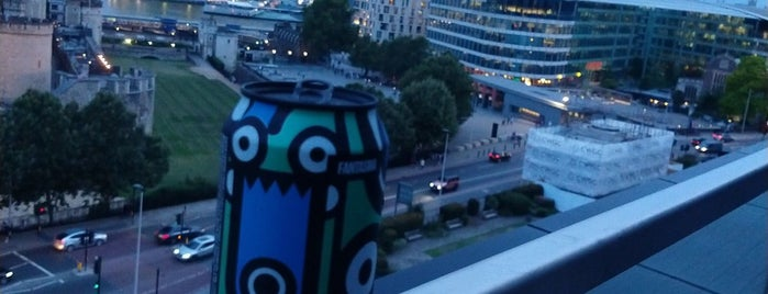citizenM - 7th Floor Skybar is one of Locais curtidos por Luis.