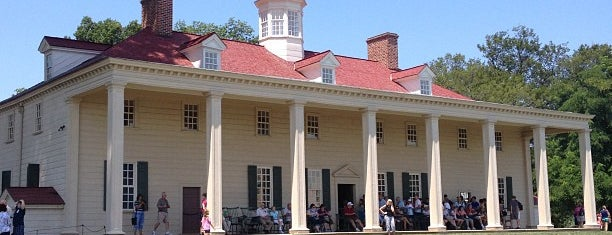 Mount Vernon Mansion is one of DC - Must Visit.