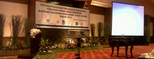 Bank Indonesia is one of Characteristic of Surabaya.