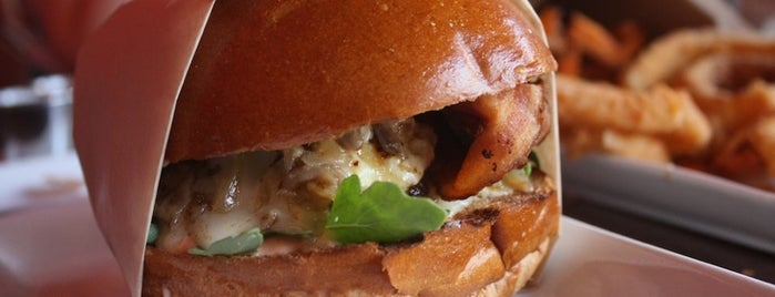 25° is one of LA's Most Mouthwatering Burgers.