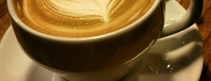 Kaffecentralen is one of Helsinki.