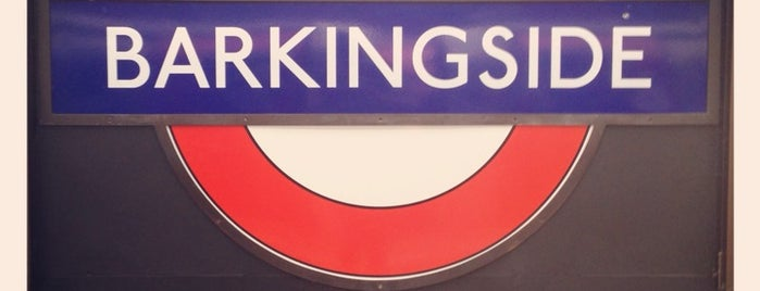 Barkingside London Underground Station is one of Volta ao Mundo oneworld: Londres.