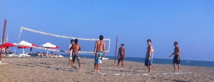 Ayışığı Plajı is one of Bitti.