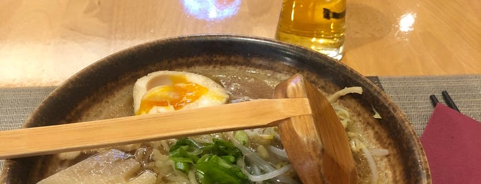 Ryu Ramen is one of Barcelona.