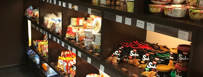 Oriental Delicatessen is one of Gourmet.