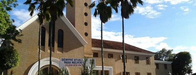 Seminário São José is one of garanhuns.