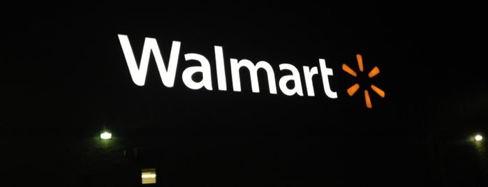 Walmart is one of Kikita 님이 좋아한 장소.